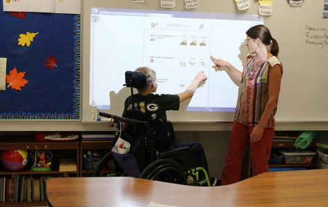 Seniors raise awareness for people with differing abilities