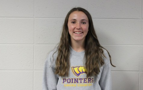 Squier named Post Crescent Cross Country Athlete of the Year