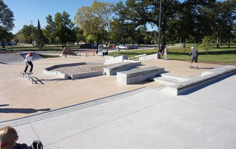 New skate park invites people of all ages, skills