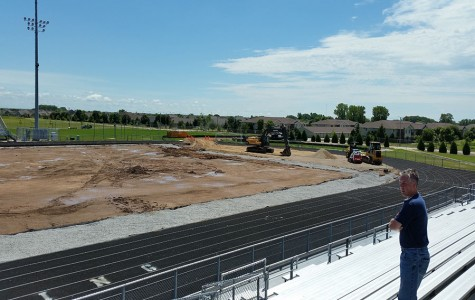 New turf field brings dynamic impact to community