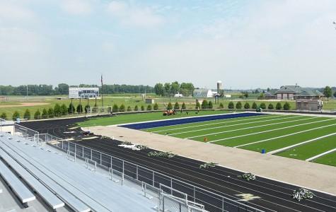 Nike, Scheels sponsor new athletic fields in district
