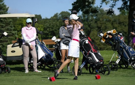 Girls' Golf places 4th in sectionals; Maule advances to state