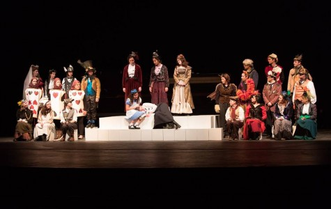 North theatre advances to sectionals in One Act