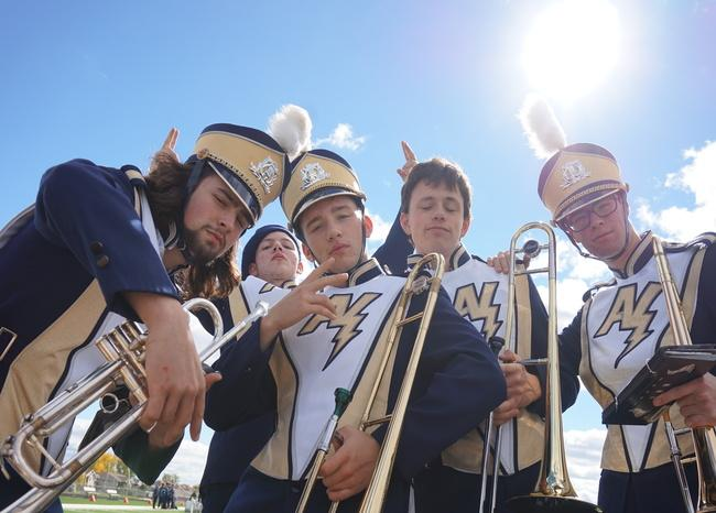 A series of photos from this year's homecoming pep rally!