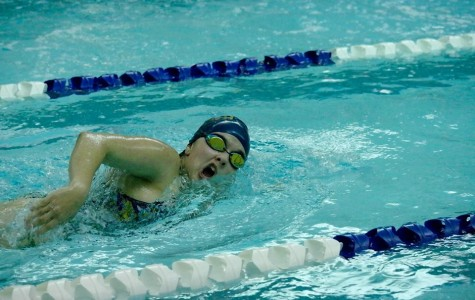 Girls' Swim Team prepares for Conference