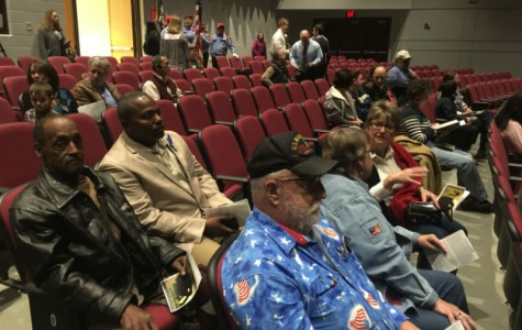 Veteran's Day assembly shows support and respect for the community's veterans