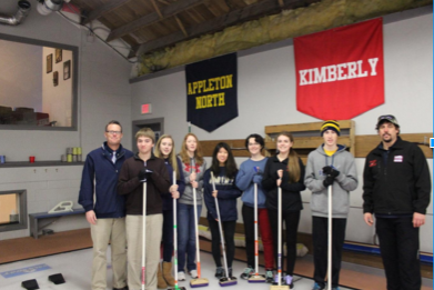 Curling starting to gain popularity across Wisconsin