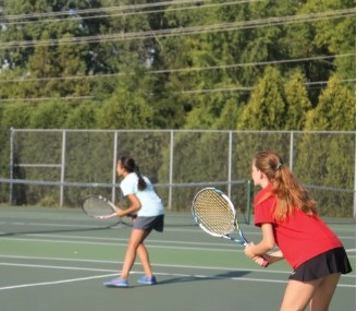 Player reflects on tennis' positive, beneficial culture