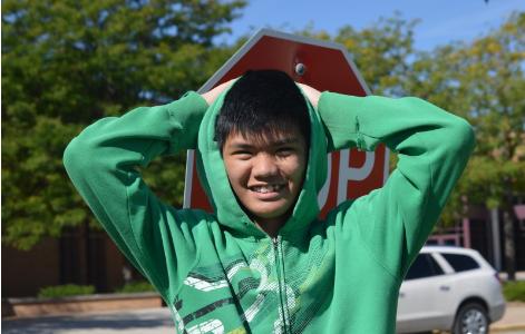 Humans of Appleton North: Alvin Molitor