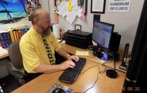 Humans of Appleton North: John Gundrum