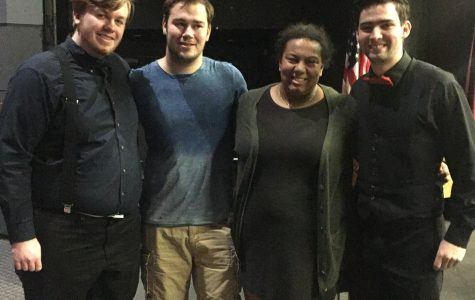 Drama department gears up for Veterans Day
