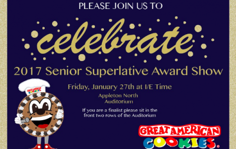 First Ever Senior Superlative Award Show