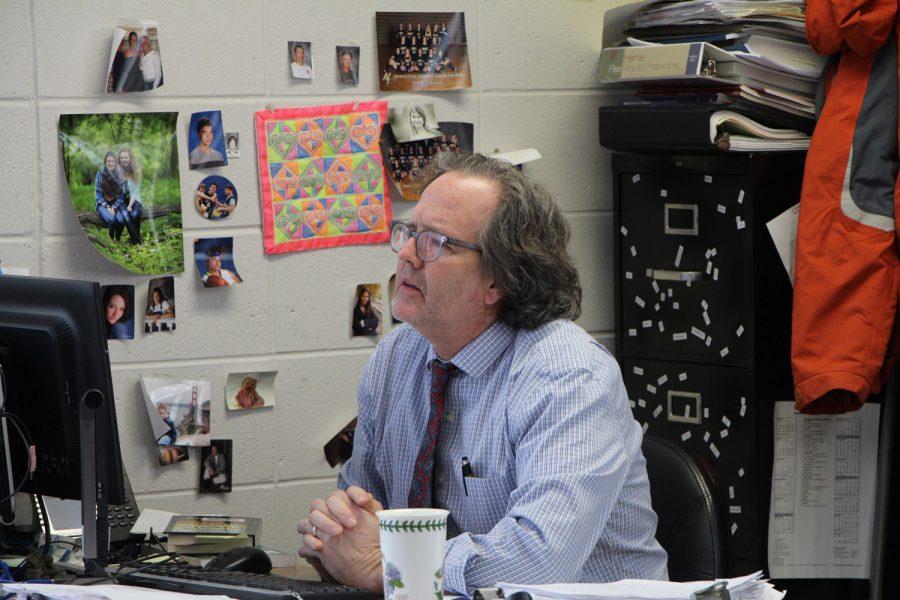 Humans of Appleton North: Bernie Edmonds