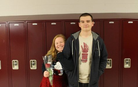What's in a name? North student Valentino Juergens on Valentine's Day