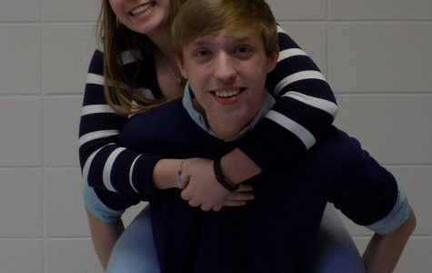 Superlative Spotlight: Ally Price and Erik Bakken