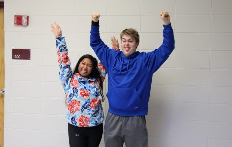 Superlative Spotlight: Carmen Danz and Mitch Mologne