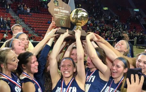 Lady Lightning exceed expectations, win state