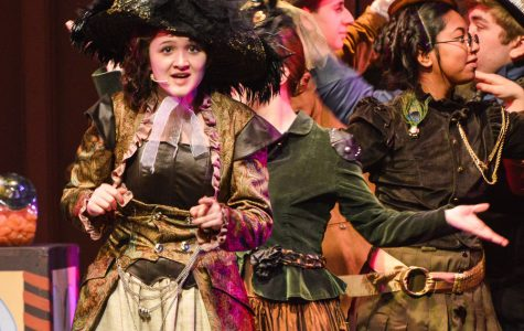 Steampunk mixes Victorian fashion, science fiction and cosplay culture