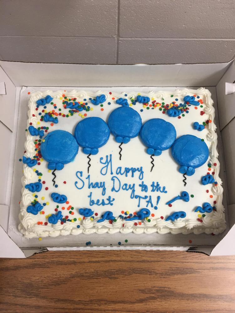 Shay's Cake