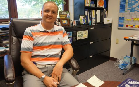 New Assistant Principal brings new perspectives into North