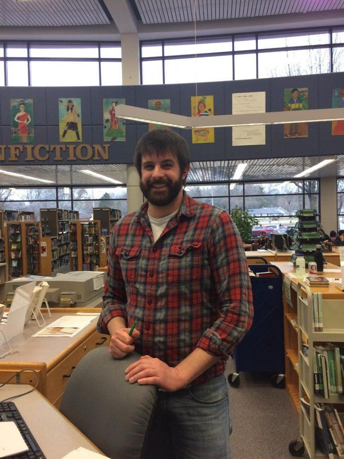 Humans of Appleton North: Nicholas Welhouse