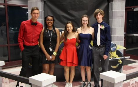 2018 Homecoming Photo Booth Photos