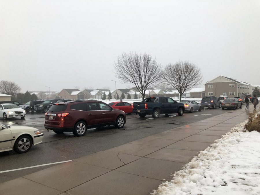 Escaping the North parking gauntlet