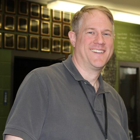 Humans of North: Mr. Kellenberger