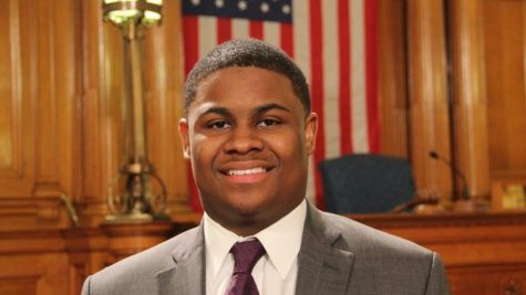 Representative Kalan Haywood: America's youngest lawmaker