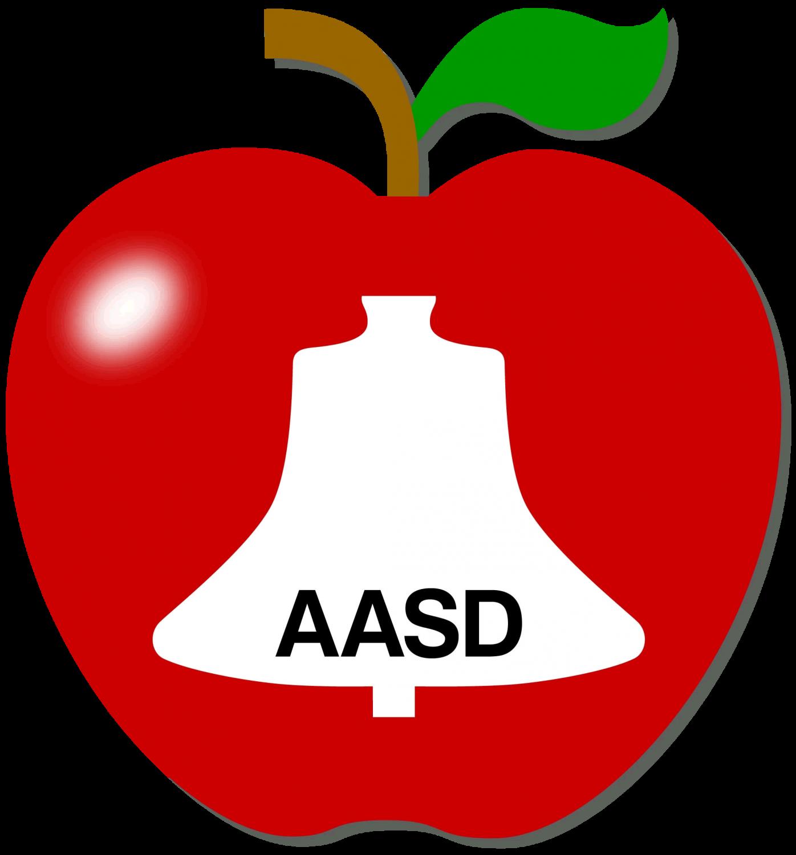 The AASD's logo.