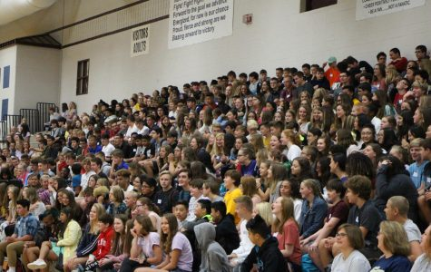 New faces at North as freshmen are welcomed into the North community