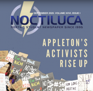 Read This Year's First Issue of the Noctiluca!
