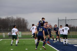 North Boys Varsity Soccer Beats Oshkosh North 4-0