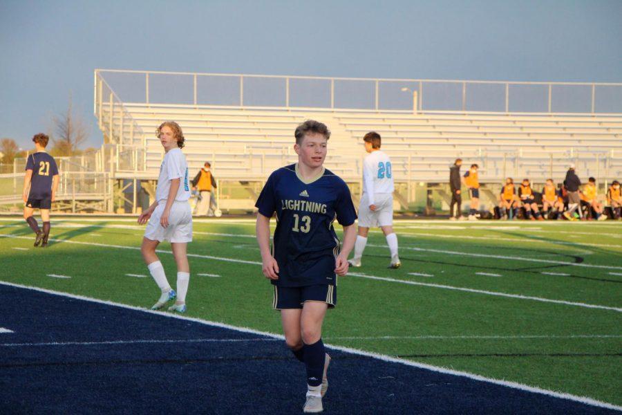 #13 Aidan Greer (Junior)